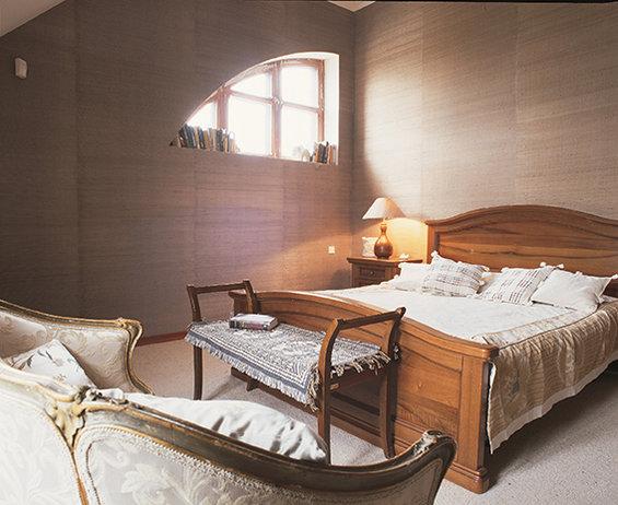 Фотография: Спальня в стиле Прованс и Кантри, Эко, Классический, Декор интерьера, Дом, Дома и квартиры, Наталья Гусева – фото на InMyRoom.ru