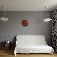 Фотография: Гостиная в стиле Современный, DIY, Малогабаритная квартира, Квартира, Дома и квартиры, Переделка – фото на InMyRoom.ru