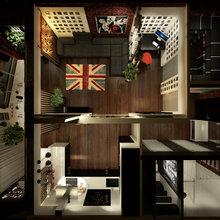 Фото из портфолио Однушка с элементами лофта – фотографии дизайна интерьеров на InMyRoom.ru