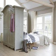 Фотография: Спальня в стиле Кантри, Декор интерьера, Декор дома, Ширма, Перегородки – фото на InMyRoom.ru