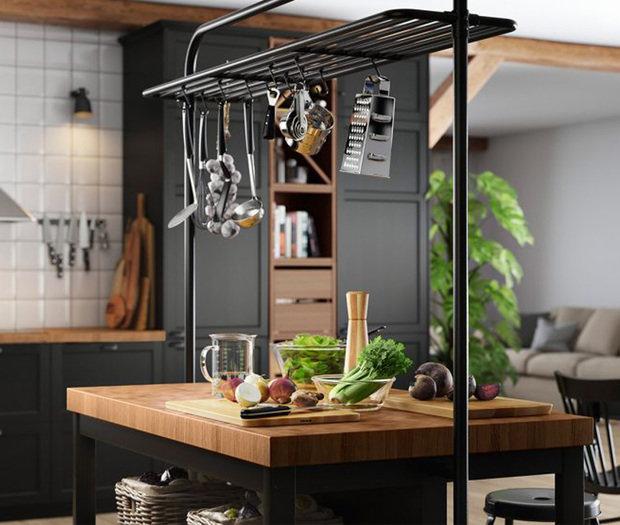 Фотография: Кухня и столовая в стиле Эко, Гид, ИКЕА – фото на INMYROOM