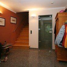 Фотография: Прихожая в стиле Кантри, Квартира, Цвет в интерьере, Дома и квартиры, Переделка – фото на InMyRoom.ru