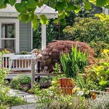 Фотография: Ландшафт в стиле , Декор интерьера, Дом – фото на InMyRoom.ru