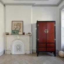 Фото из портфолио Таунхаус в Бруклине - бытие определяет сознание – фотографии дизайна интерьеров на InMyRoom.ru