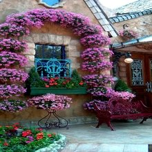 Фотография: Архитектура в стиле Кантри, Современный, Ландшафт, Стиль жизни, Дача – фото на InMyRoom.ru