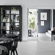 Фото из портфолио Нестареющая классика : сочетание черного и белого – фотографии дизайна интерьеров на INMYROOM