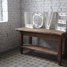 Фото из портфолио Буквы с лампочками – фотографии дизайна интерьеров на INMYROOM