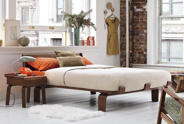 Фотография: Спальня в стиле Лофт, Современный, Эклектика, Декор интерьера, DIY, Текстиль – фото на InMyRoom.ru