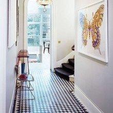 Фотография: Прихожая в стиле Скандинавский, Декор интерьера, Декор дома, Плитка – фото на InMyRoom.ru
