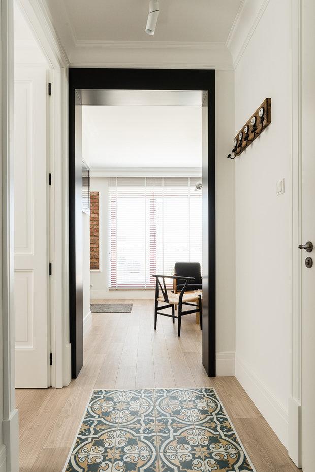 Фотография: Прихожая в стиле Скандинавский, Декор интерьера, Малогабаритная квартира, Польша – фото на InMyRoom.ru
