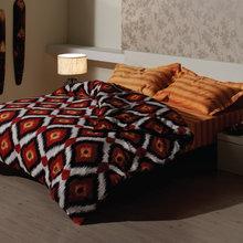 Комплект постельного белья IKAT ORANGE