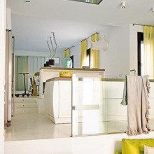 Фотография: Кухня и столовая в стиле Современный, Лофт, Декор интерьера, Квартира, Цвет в интерьере, Дома и квартиры, Белый, Барселона – фото на InMyRoom.ru
