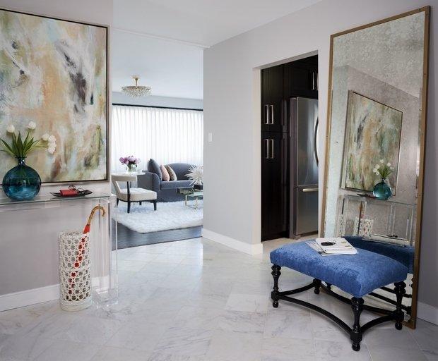 Фотография: Прихожая в стиле Эклектика, Декор интерьера, Квартира, США – фото на INMYROOM