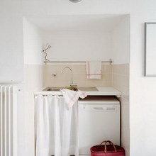 Фотография: Кухня и столовая в стиле Скандинавский, Декор интерьера, Декор дома, Системы хранения – фото на InMyRoom.ru