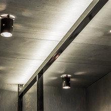 Фотография: Мебель и свет в стиле Лофт, Современный, Хай-тек, Интерьер комнат, Переделка, Индустриальный – фото на InMyRoom.ru