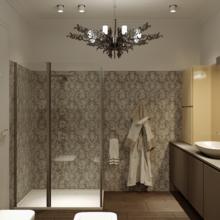 Фото из портфолио Ар-деко в роскошном доме – фотографии дизайна интерьеров на INMYROOM