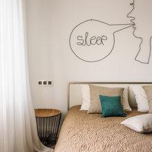 Фотография: Спальня в стиле Лофт, Современный, Квартира, Дом, Минимализм, Проект недели – фото на InMyRoom.ru