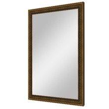 """Зеркало в коричневой раме """"Вальтер"""""""