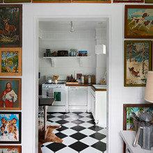Фото из портфолио Современная реконструкция дома в викторианском стиле.  – фотографии дизайна интерьеров на InMyRoom.ru