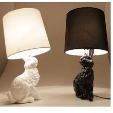 Дизайнерская настольная лампа crystal light