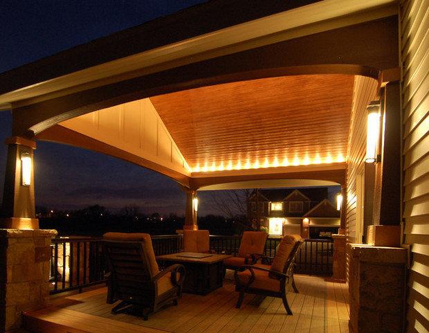Фотография: Балкон, Терраса в стиле ,  – фото на InMyRoom.ru