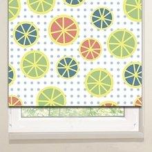 Рулонные шторы: Цитрусовое настроение