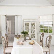 Фотография: Кухня и столовая в стиле Кантри, Дом, Испания, Цвет в интерьере, Дома и квартиры, Белый, Мадрид – фото на InMyRoom.ru