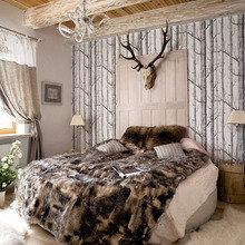 Фотография: Спальня в стиле Скандинавский,  – фото на InMyRoom.ru