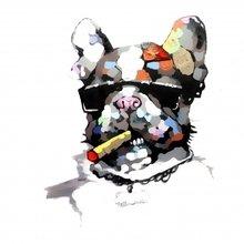 Картина 'Bulldog'