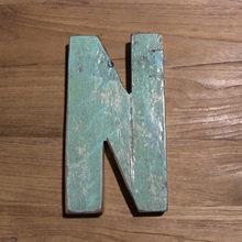 Декоративная буква (N)