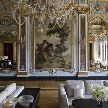 Фотография: Гостиная в стиле Классический, Дом, Италия, Дома и квартиры, Отель – фото на InMyRoom.ru