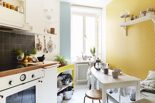 Фото из портфолио ÅSÖGATAN 192 – фотографии дизайна интерьеров на INMYROOM
