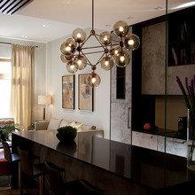 Фото из портфолио Апартаменты в Москве. Андреевский Дом. – фотографии дизайна интерьеров на INMYROOM