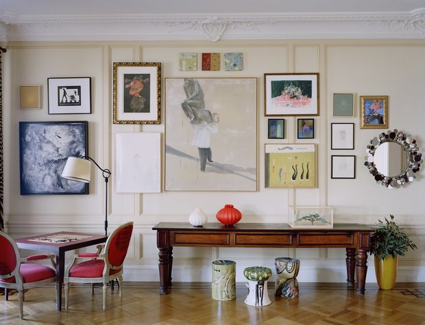 Фотография: Декор в стиле Эклектика, Декор интерьера, Декор дома – фото на InMyRoom.ru