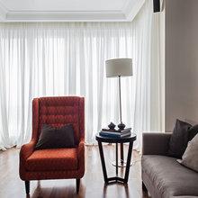 Фотография: Гостиная в стиле Современный, Квартира, Hudson Valley, Vistosi, Дома и квартиры, Проект недели, Porada – фото на InMyRoom.ru