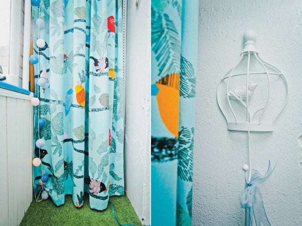 Фотография: Прочее в стиле , Балкон, Интерьер комнат – фото на InMyRoom.ru