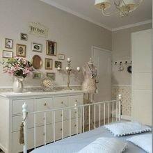 Фотография: Спальня в стиле Кантри, Советы, Синий, Виктория Тарасова – фото на InMyRoom.ru