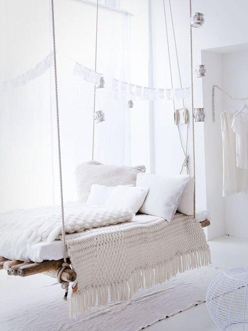 Фотография:  в стиле , Спальня, Советы, Белый, Askona, Аскона, «Аскона» – фото на InMyRoom.ru