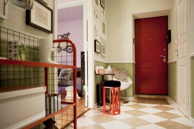 Фотография: Прихожая в стиле Прованс и Кантри, Декор интерьера, Декор дома, Картины – фото на InMyRoom.ru