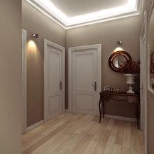 Фото из портфолио Квартира «Контемпорари», 130 кв.м – фотографии дизайна интерьеров на INMYROOM