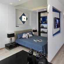 Фото из портфолио Квартира в стиле Минимализм 145 кв.м. – фотографии дизайна интерьеров на INMYROOM