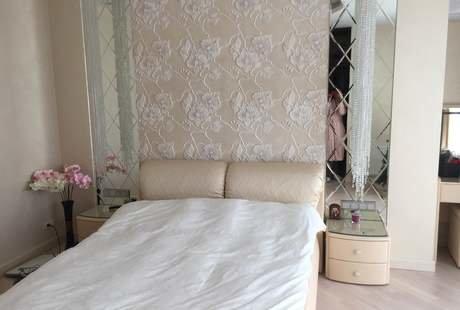 Помогите,пожалуйста, с цветовым решением текстиля в спальне