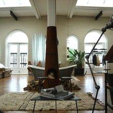 Фото из портфолио Лофт в Амстердаме в интересном исполнении – фотографии дизайна интерьеров на INMYROOM