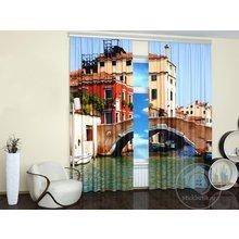Дизайнерские фотошторы: Солнечная Венеция