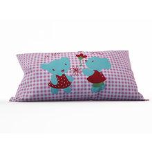 Дизайнерская подушка: Романтичные мишки