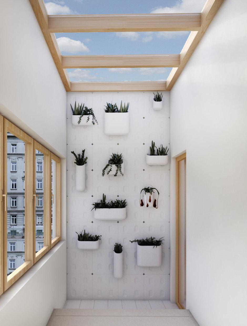 Фотография: Балкон, Терраса в стиле Современный, Квартира, Дома и квартиры, Минимализм, Проект недели – фото на InMyRoom.ru