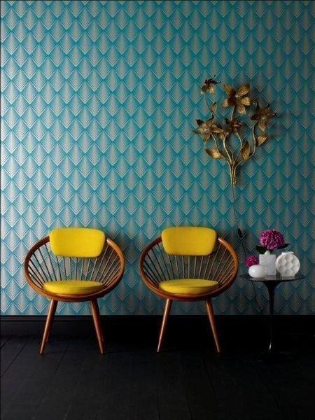 Фотография: Мебель и свет в стиле Прованс и Кантри, Эклектика, Декор интерьера, Дизайн интерьера, Цвет в интерьере, Желтый – фото на InMyRoom.ru