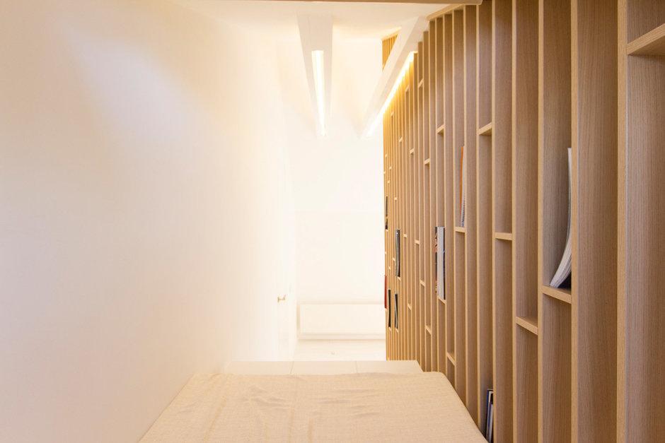 Фотография: Прихожая в стиле Лофт, Гостиная, IKEA, Мансарда – фото на InMyRoom.ru