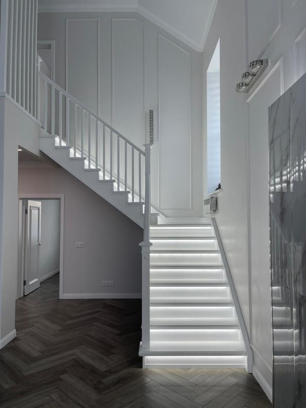 Фото из портфолио Частный дом в Казани / Реализация – фотографии дизайна интерьеров на INMYROOM