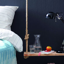 Фотография: Спальня в стиле Скандинавский, Малогабаритная квартира, Советы, Елена Булагина – фото на InMyRoom.ru